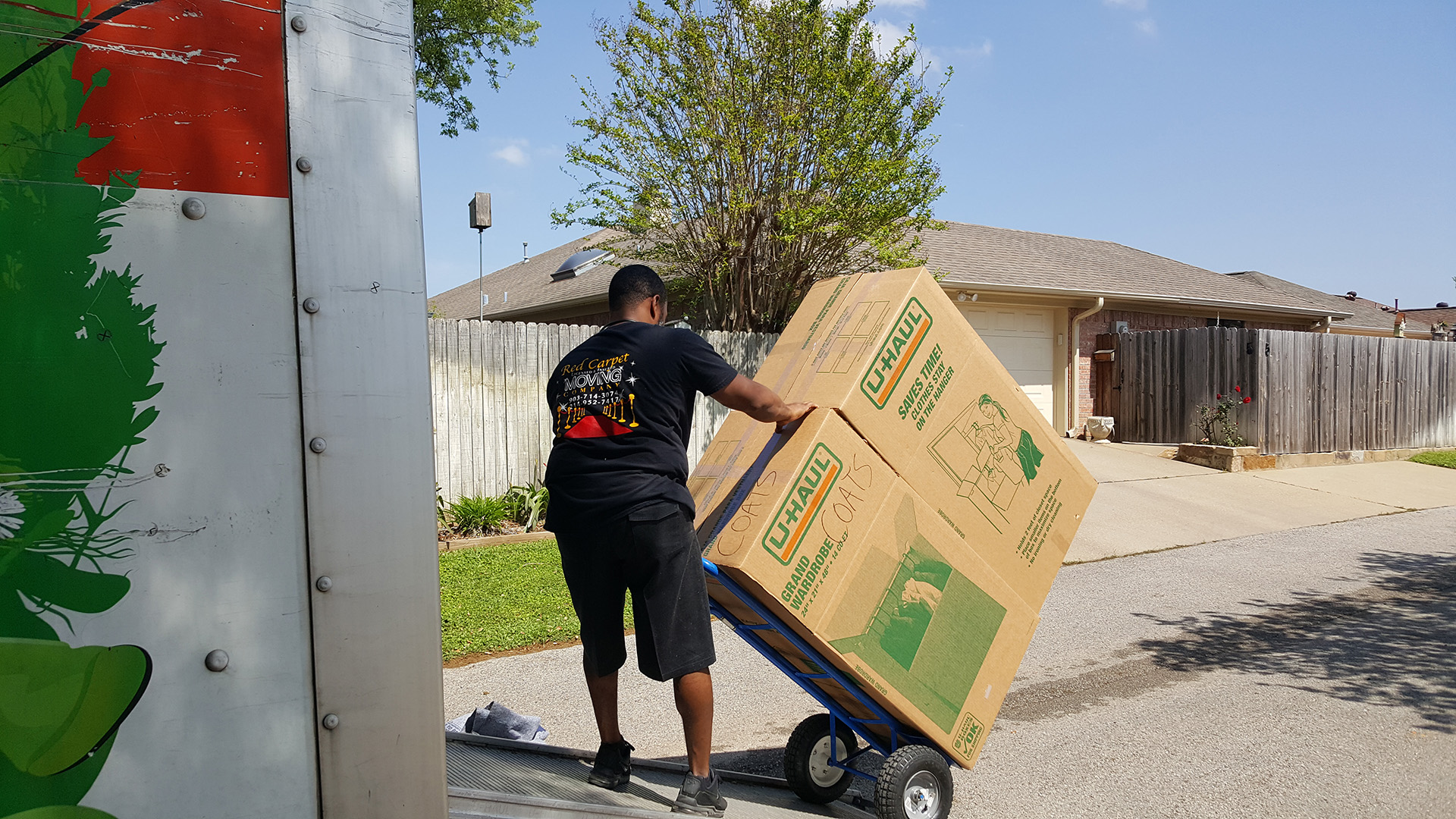 Residential Moving Services Red Carpet Moving Tyler Tx